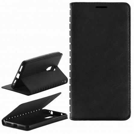 Чехол книжка Xiaomi Redmi Pro New Case 001 черный
