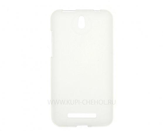 Чехол-накладка HTC Desire 501 Dual Sim белый матовый