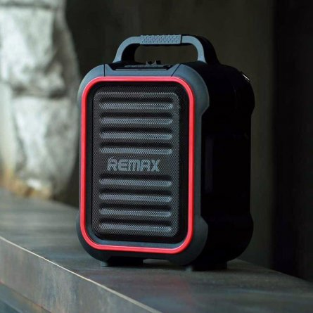 Колонка Bluetooth Remax RB-X3 Black