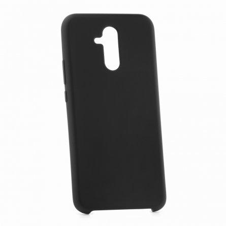Чехол-накладка Huawei Mate 20 Lite Derbi Slim Silicone-2 черный