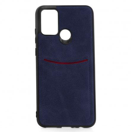 Чехол-накладка Huawei Honor 9A Ilevel темно-синий
