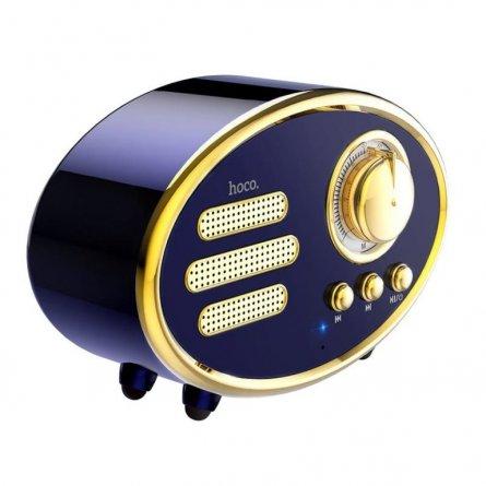 Колонка Bluetooth Hoco Blue