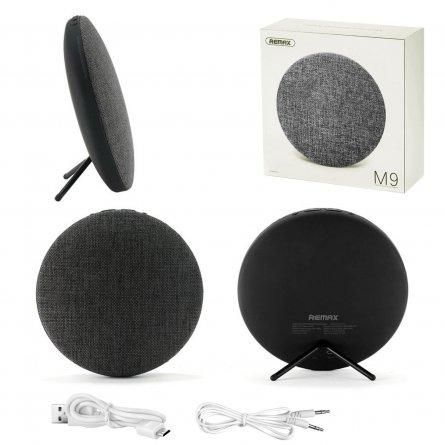 Колонка Bluetooth Remax RB-M9 Black