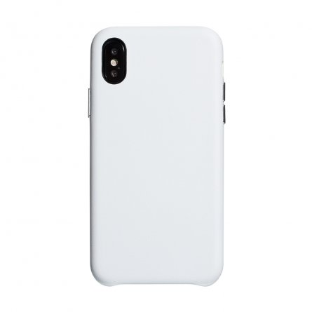 Чехол-накладка Apple iPhone X K-Doo Noble White