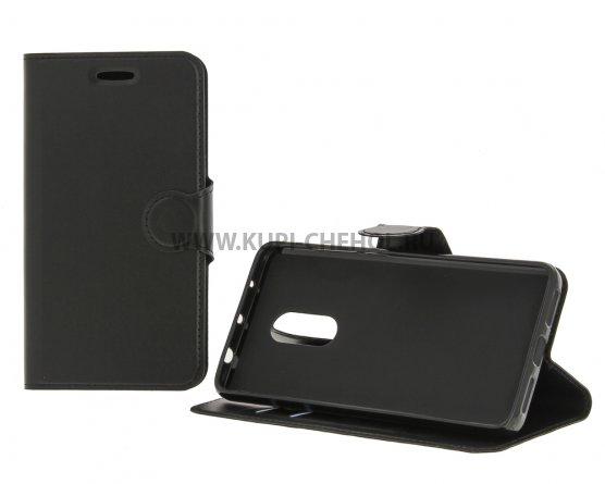 Чехол книжка Xiaomi Redmi Note 4/4 Pro Book Type чёрный