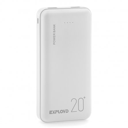 Power Bank 20000 mAh Exployd Classic White