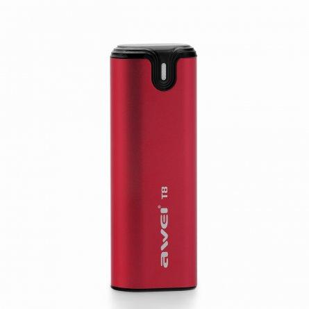Наушники-TWS Awei T8 Red