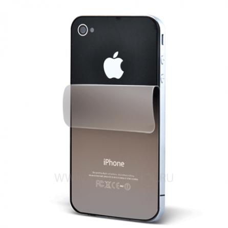 Защитная плёнка Apple iPhone 5/5S на заднюю часть Ainy матовая