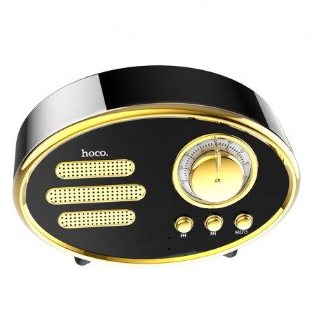 Колонка Bluetooth Hoco Black